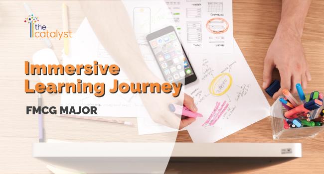 Immersive Learning Journey for Sales – FMCG Major