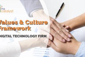 Value & Culture Framework – Digital Technology Firm